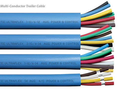 Trailer Cable | Polar Wire