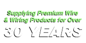 Supplying Premium Wire and Wiring Products for over 20 Years